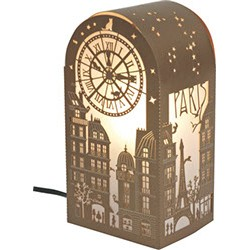 Lampe Paris (couleur Bronze)