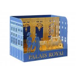 """MINI-Vitrine  """"Paris - Palais Royal"""" -73 mm"""