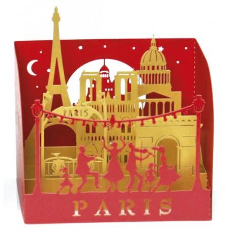 """Mini """"Paris - La Fête"""" - 3 coloris"""
