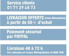 Cartes découpées au laser Paris. Livraison offerte en France métropolitaine à partir de 50 € d'achat